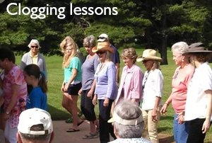 Picture of Clogging lessons