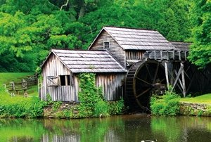 Mabry Mill photo