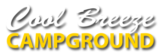 Cool Breeze Campground Logo Text