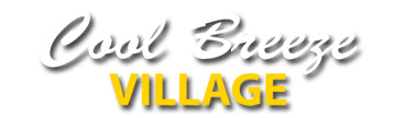 Cool Breeze Village Logo Text